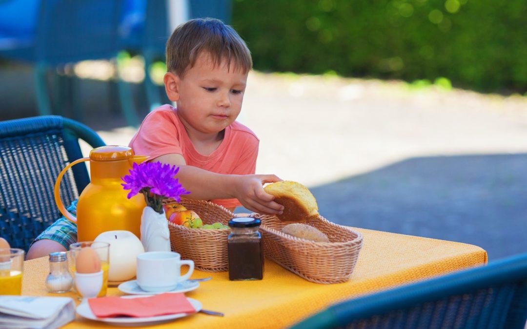 Gesunde Familien-Ernährung trotz Zeitmangel