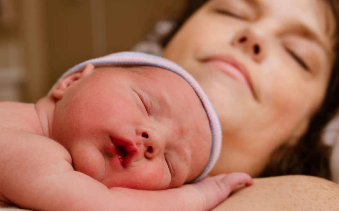 #10MinBlog Die Geburt, wie wird das wohl werden?