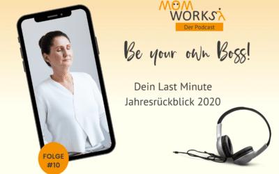 Folge 010 – Dein Last Minute Jahresrückblick 2020 – mit Zeitreise