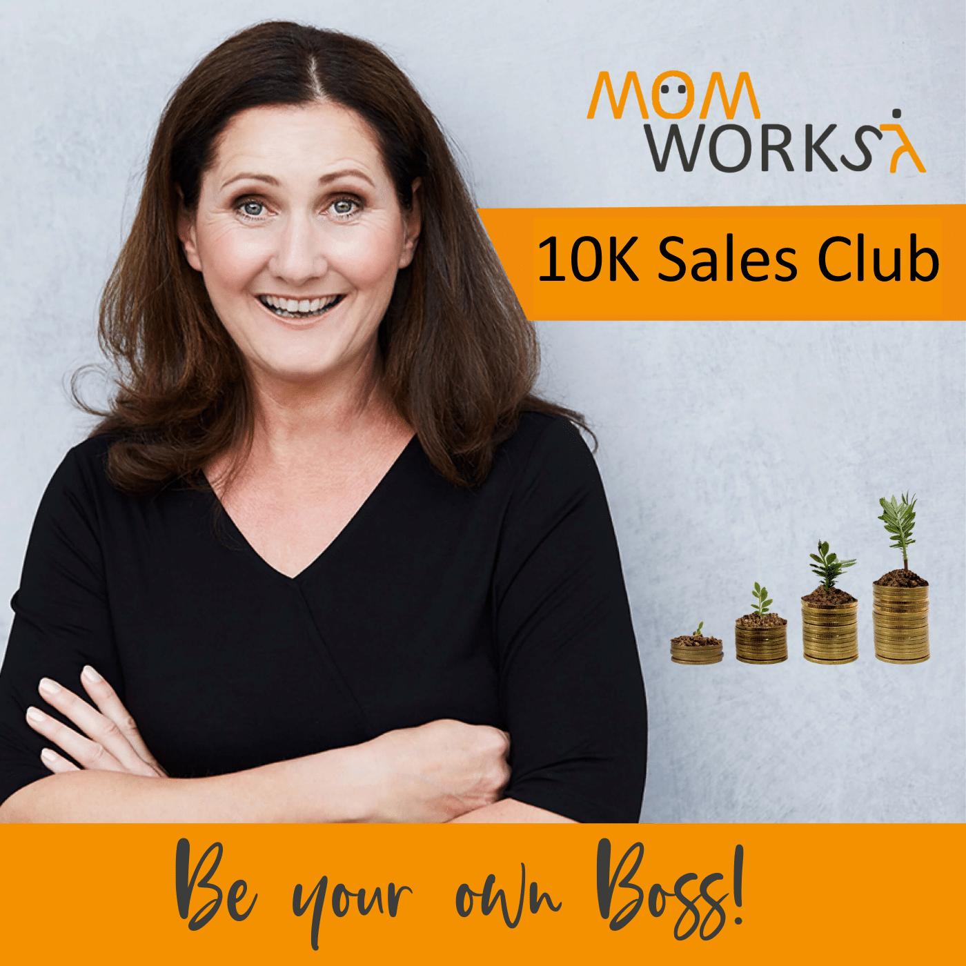 Sales Club mit Birgit Straub-Müller